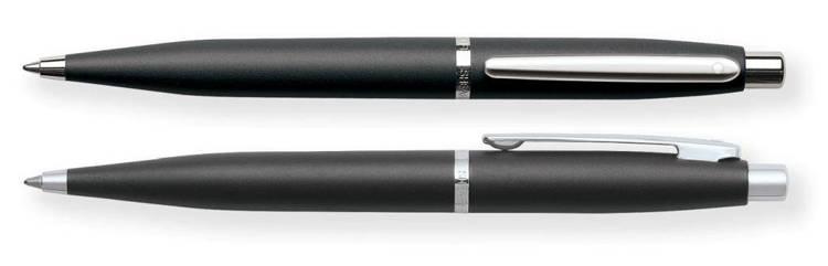 9405 BP Długopis Sheaffer VFM, czarny , wykończenia niklowane