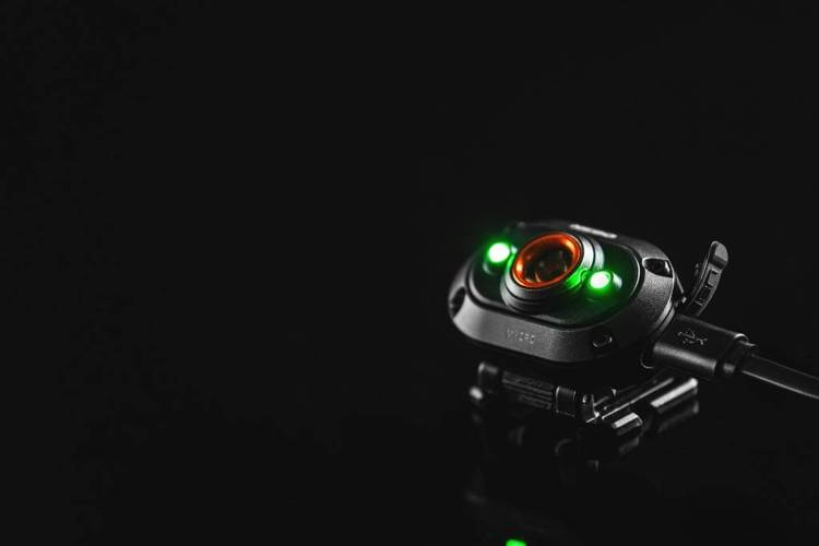 NEBO® Latarka-czołówka Mycro 400 lumenów