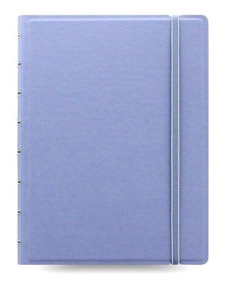 Notebook fILOFAX CLASSIC Pastels A5 blok w linie, pastelowy niebieski