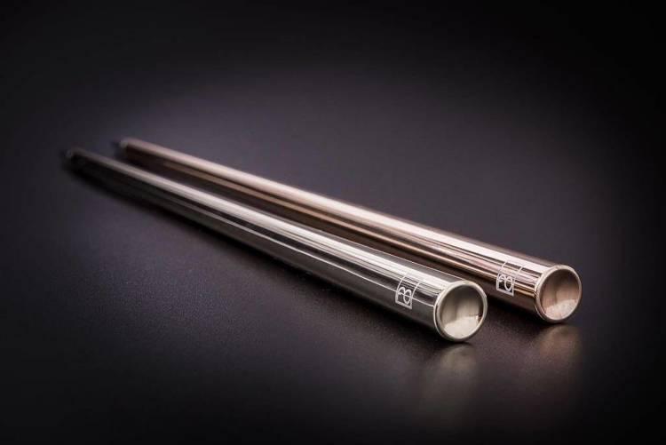 PININFARINA Segno Ethergraf® Forever Prima Titanium, ciemnoszary