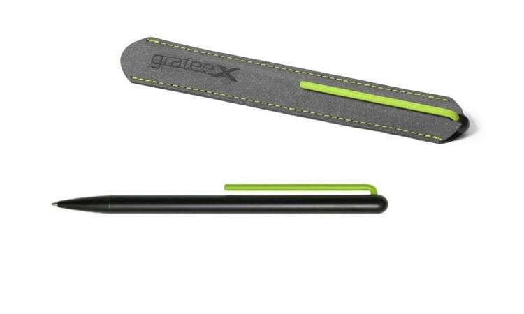 PININFARINA Segno GrafeeX INK długopis zielony