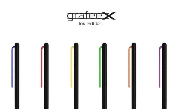 PININFARINA Segno GrafeeX INK długopis żółty