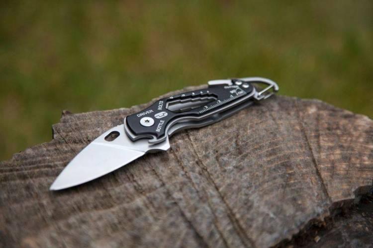 TU573 True Utility Zestaw narzędzi SmartKnife, 13w1